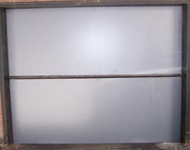 Freight Elevator Bi-Parting Doors & Bi Parting Doors | Single Panel Door