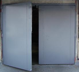 Freight Elevator Swing Doors & Swing Doors | Slide